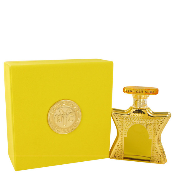 Bond No. 9 Dubai Citrine by Bond No. 9 Eau De Parfum Spray (Unisex) 3.4 oz for Women