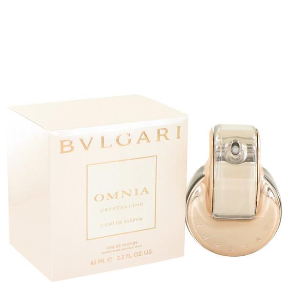 Omnia Crystalline L'eau De Parfum by Bvlgari Eau De Parfum Spray for Women