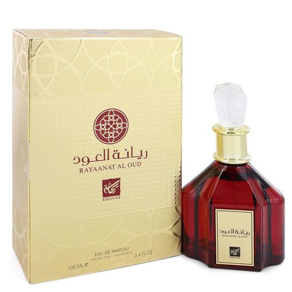 Rayaanat Al Oud by Rihanah Eau De Parfum Spray (Unisex) 3.4 oz for Women