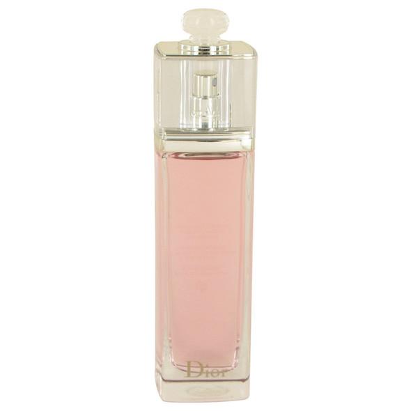 Dior Addict by Christian Dior Eau De Toilette Spray Fraiche (Tester) 3.4 oz for Women