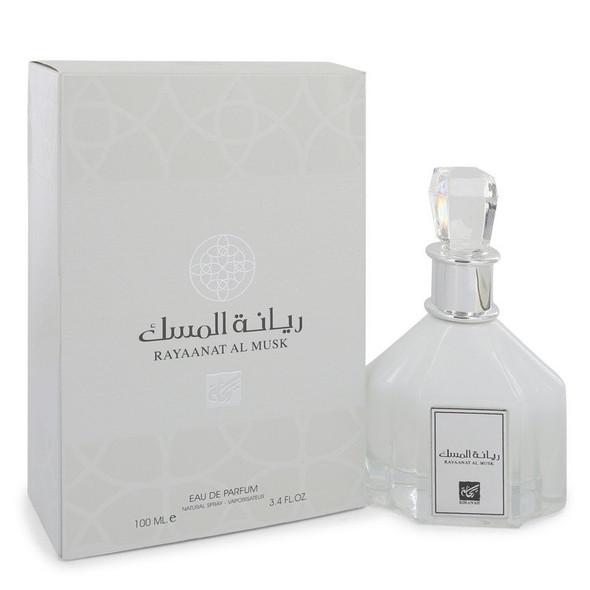 Rayaanat Al Musk by Rihanah Eau De Parfum Spray (Unisex) 3.4 oz for Women