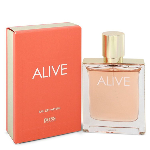 Boss Alive by Hugo Boss Eau De Parfum Spray for Women