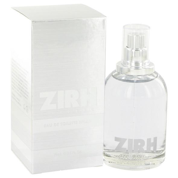 Zirh by Zirh International Eau De Toilette Spray 2.5 oz for Men