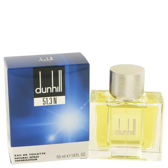 Dunhill 51.3N by Alfred Dunhill Eau De Toilette Spray 1.7 oz for Men