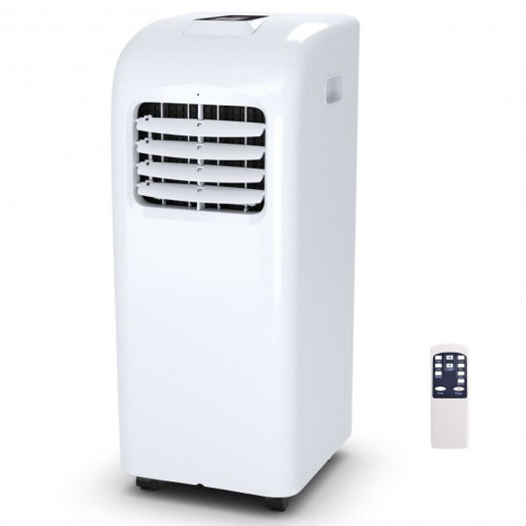 10000 BTU Portable Air Conditioner & Dehumidifier