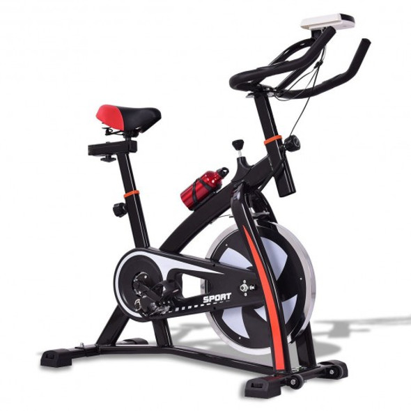Adjustable Indoor Exercise Cycling Bike Trainer