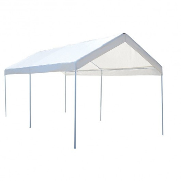 10 x 20 Steel Frame Portable Car Canopy Shelter