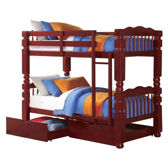 Benji Twin/Twin Bunk Bed