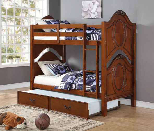 Classique Twin/Twin Bunk Bed