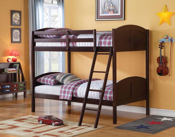 Toshi Twin/Twin Bunk Bed