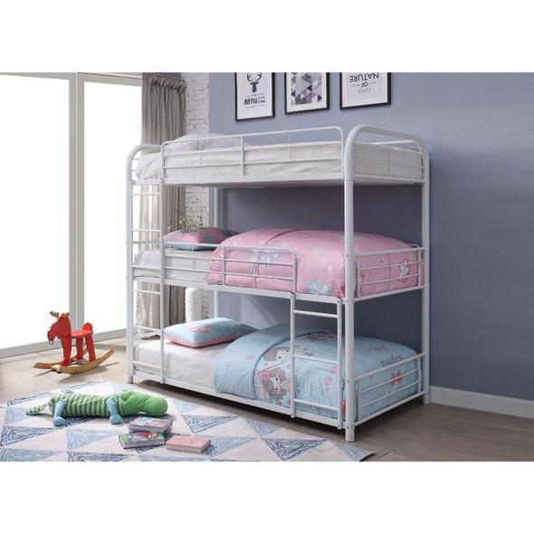 Cairo Triple Bunk Bed - Full