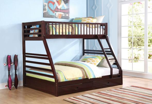 Jason Twin XL/Queen Bunk Bed