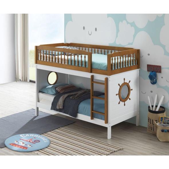 Farah Twin/Twin Bunk Bed