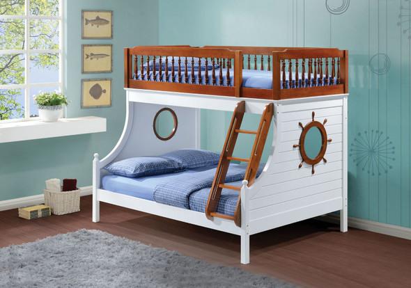 Farah Twin/Full Bunk Bed