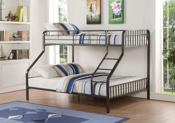 Caius Twin XL/Queen Bunk Bed