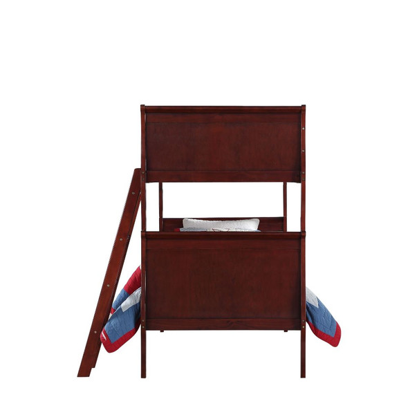 Louis Philippe Twin/Twin Bunk Bed