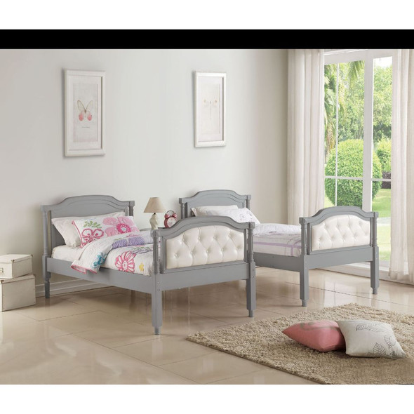 Pearlie Twin/Twin Bunk Bed