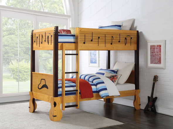 Petrus Twin/Twin Bunk Bed