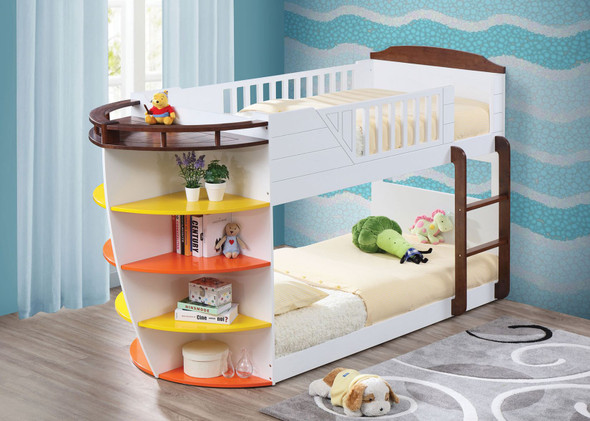 Neptune Twin/Twin Bunk Bed & Trundle