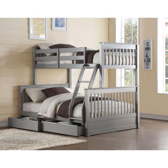 Haley II Twin/Full Bunk Bed