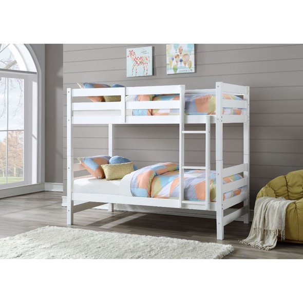 Ronnie Twin/Twin Bunk Bed