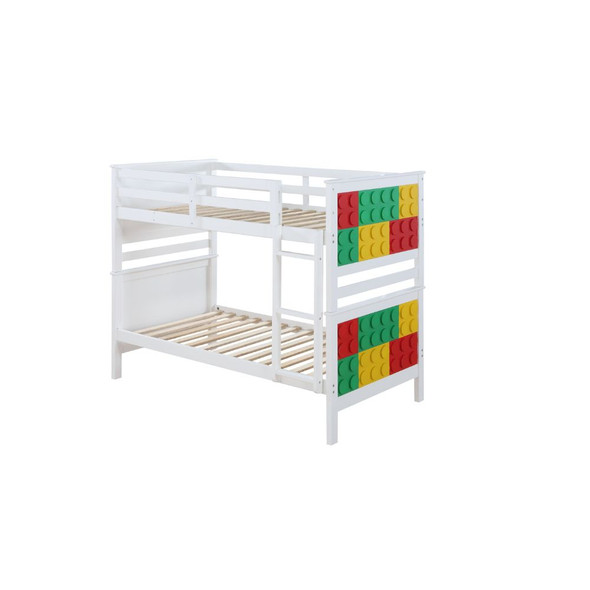 Playground Twin/Twin Bunk Bed