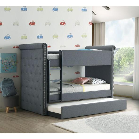 Romana II Twin/Twin Bunk Bed & Trundle