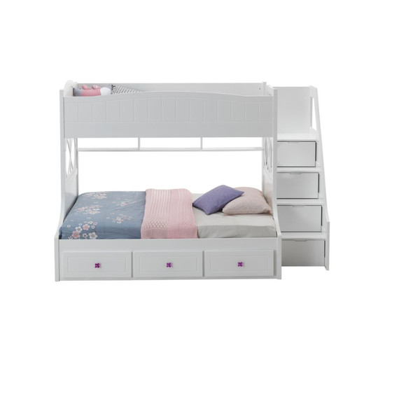 Meyer Twin/Full Bunk Bed