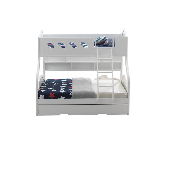 Grover Twin/Full Bunk Bed
