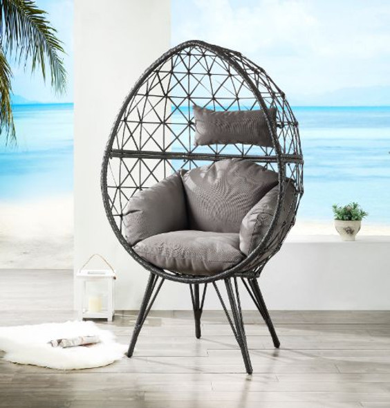 Aeven Patio Lounge Chair
