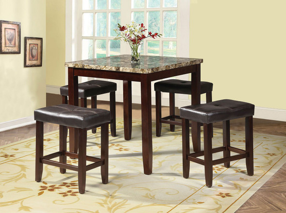 Rolle Counter Height Set