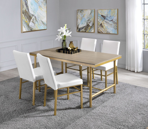 Entropy Dining Table