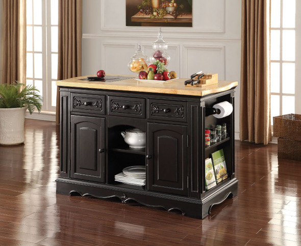 Ariuk Kitchen Cabinet