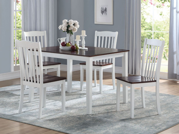 Green Leigh Dining Table