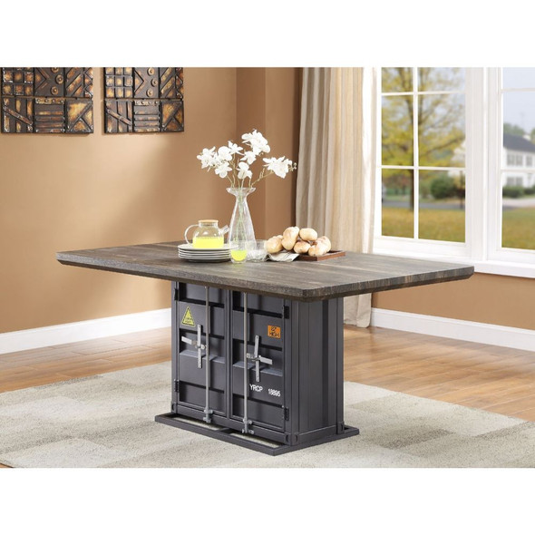 Cargo Dining Table