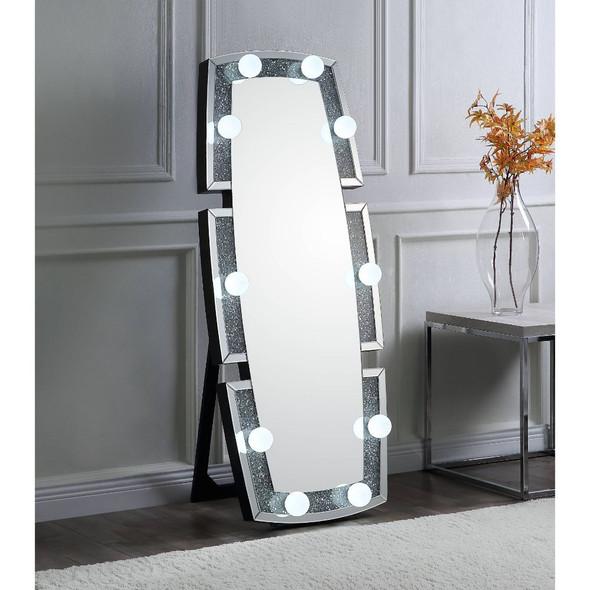 Noralie Accent Floor Mirror