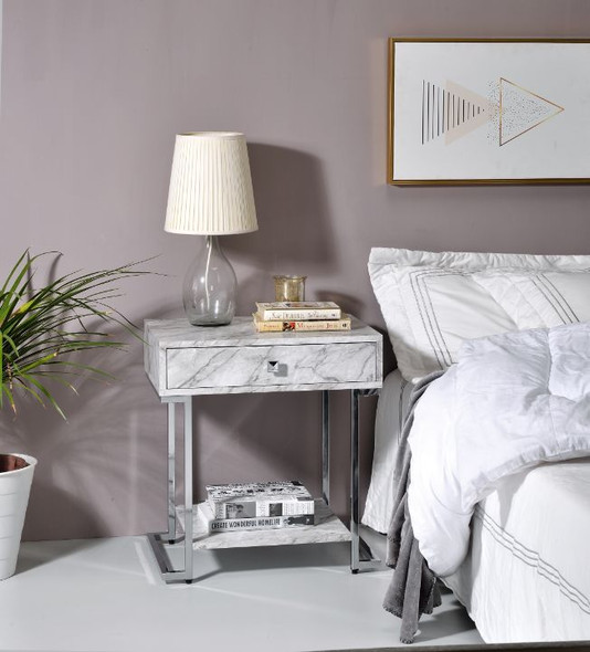 Wither Accent Table