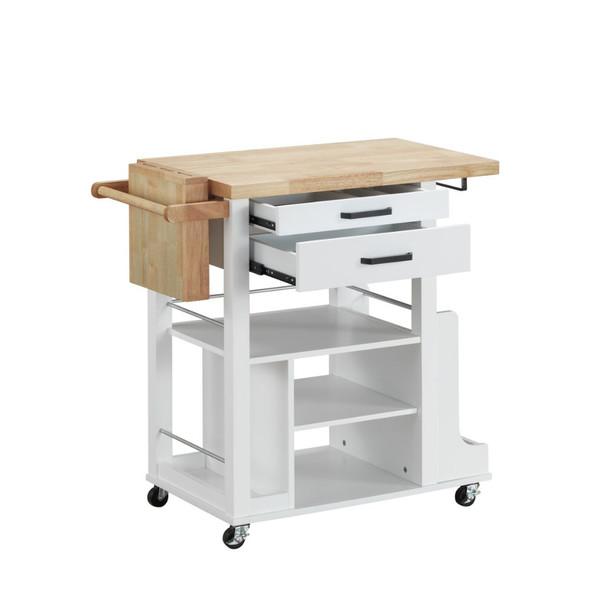 Zillah Kitchen Cart