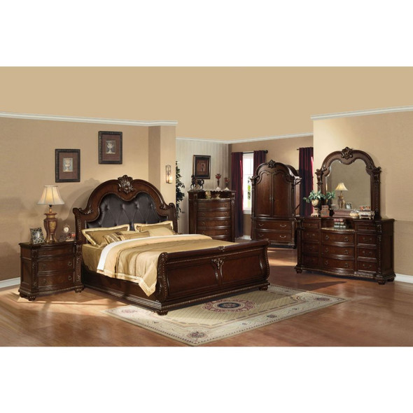 Anondale California King Bed