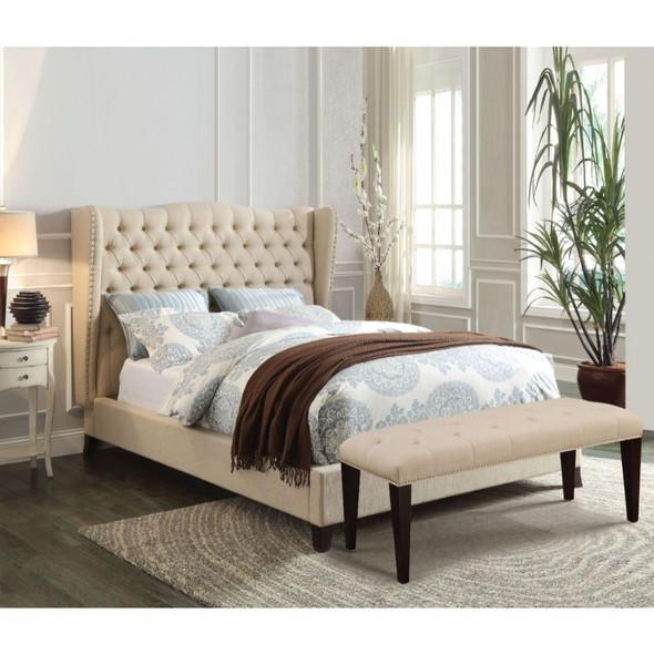 Faye California King Bed