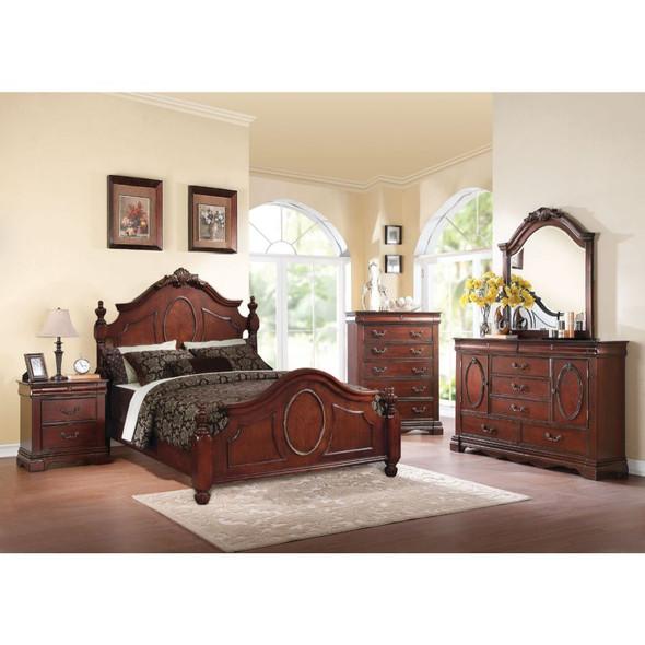 Estrella California King Bed
