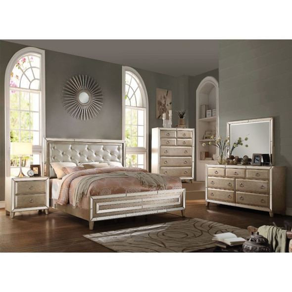 Voeville California King Bed