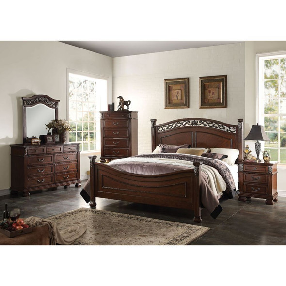 Manfred California King Bed