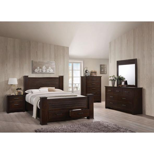 Panang California King Bed
