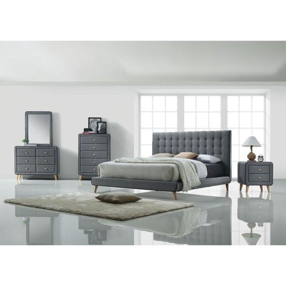 Valda Eastern King Bed