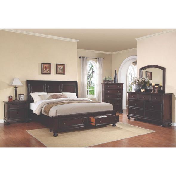 Grayson California King Bed
