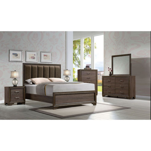 Cyrille California King Bed