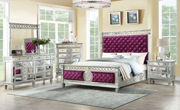 Varian California King Bed