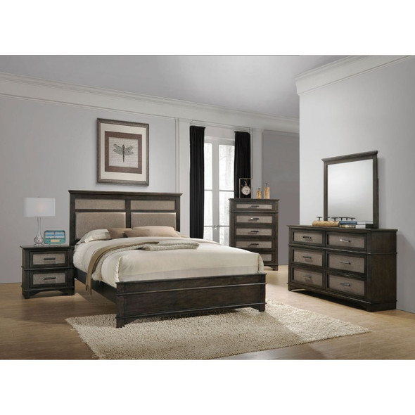 Anatole Eastern King Bed