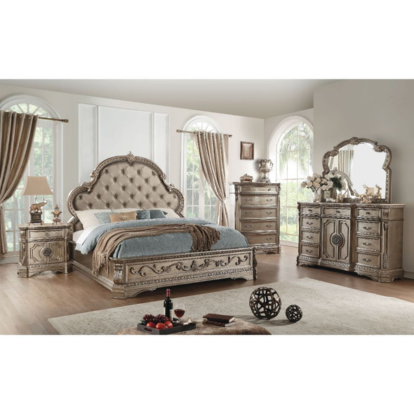 Northville California King Bed